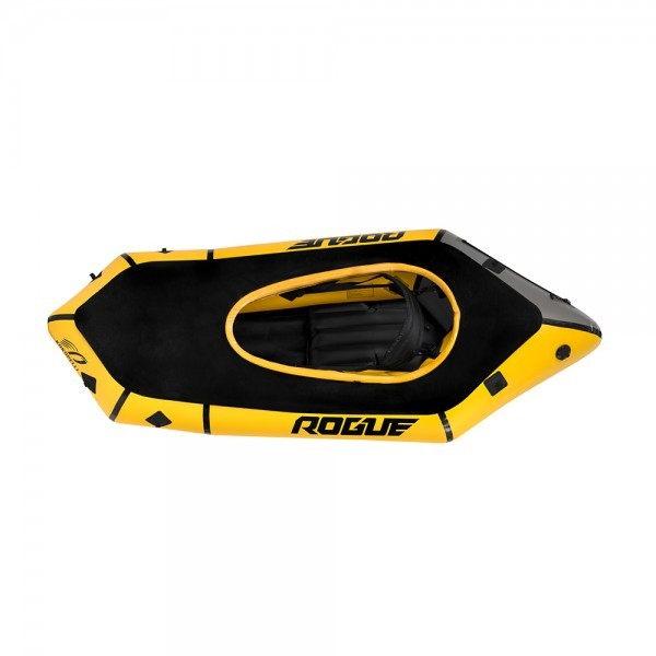 ROUGE packraft Spraydeck